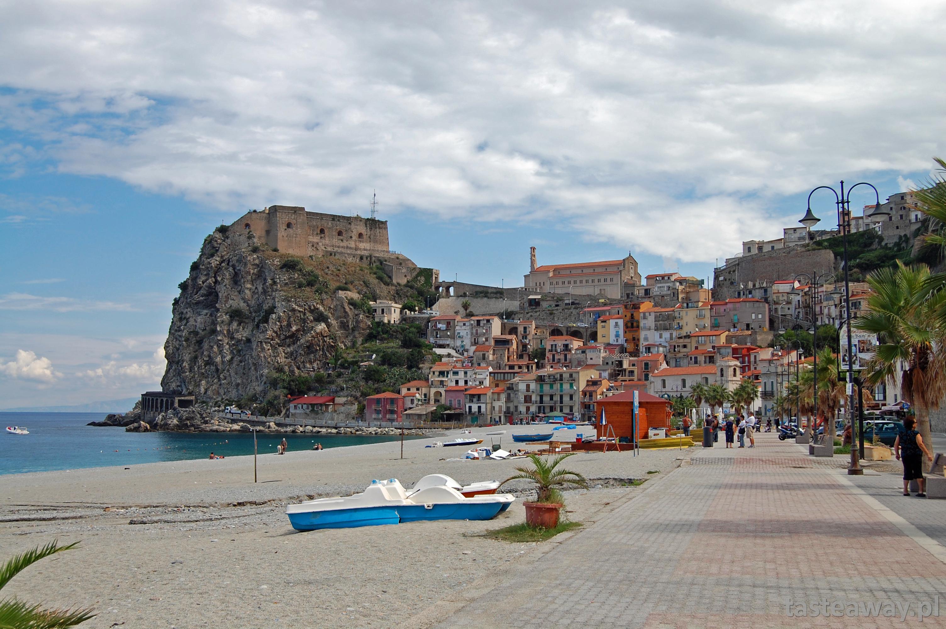 Włochy, co zobaczyć we Włoszech, Scilla