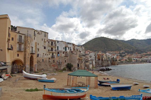 Włochy, co zobaczyć we Włoszech, najpiękniejsze miejsca we Włoszech, co zobaczyć na Sycylii, Cefalu