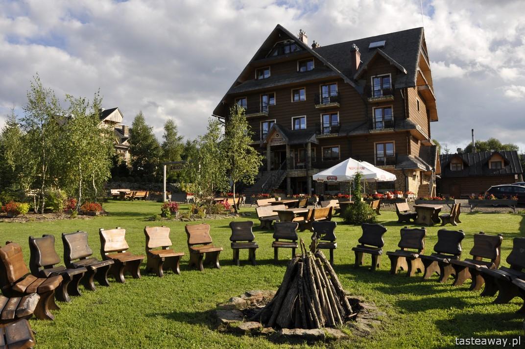 Magiczne Bieszczady, Bieszczady, co zobaczyć w Bieszczadach, gdzie mieszkać w Bieszczadach, magiczne miejsca w Bieszczadach, Wataha, Hotel Carpatia Bieszczadzki Gościniec
