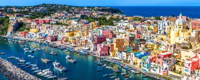 Włochy, co zobaczyć we Włoszech, Neapol, Procida