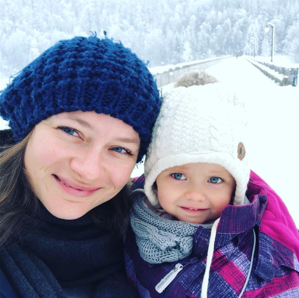 podróże z dzieckiem, dziecko w podróży, zima w Polsce