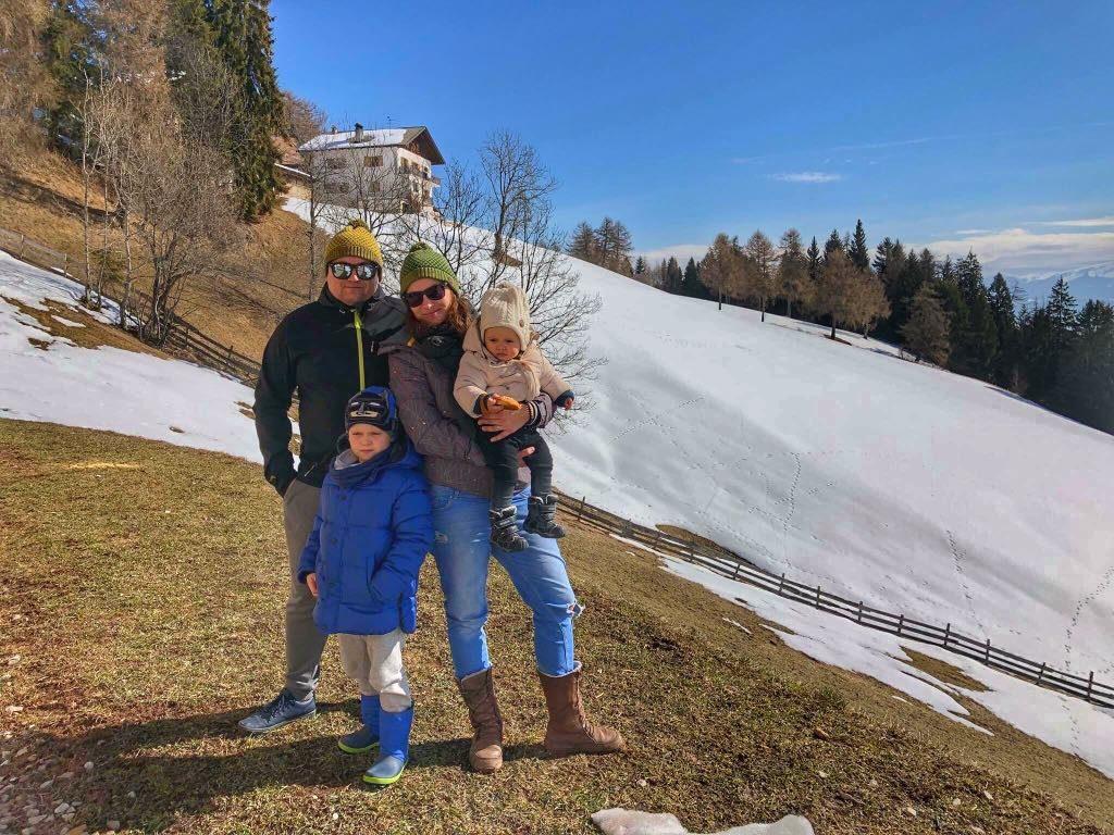 podróże z dzieckiem, dziecko w podróży, Włochy z dzieckiem, Południowy Tyrol z dzieckiem