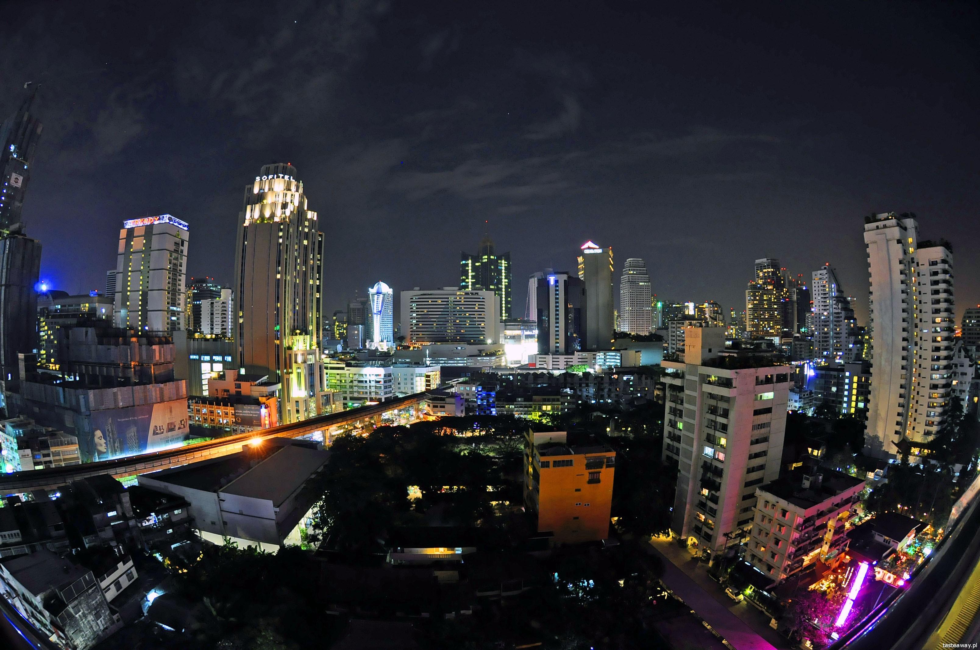 Bangkok, gdzie się zatrzymać w Bangkoku, hotele Bangkok, nocleg w Bangkoku, Adelphi Suites