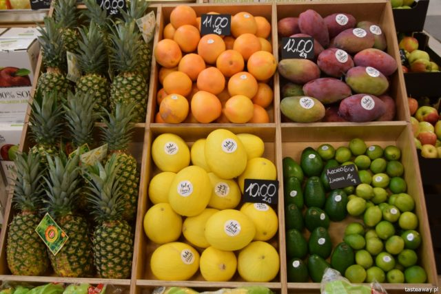 Hala Gwardii, co zjeść w Hali Gwardii, dlaczego warto do Halii Gwardii, targ, gdzie na targ, targ w Hali Gwardii, owoce, take a Fruit
