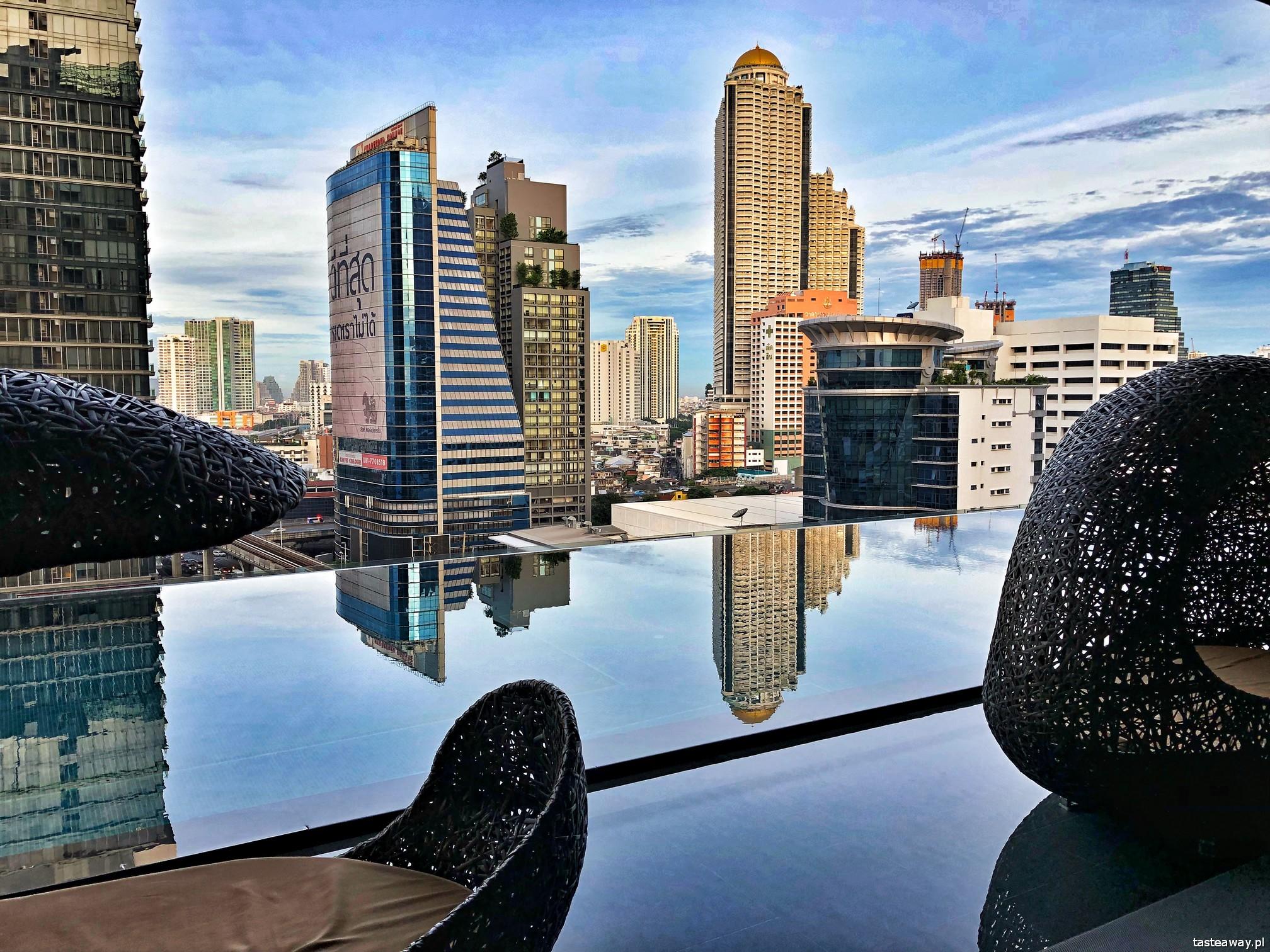 Bangkok, gdzie się zatrzymać w Bangkoku, hotele Bangkok, nocleg w Bangkoku, Eastin Grand Hotel Sathorn, śniadanie, dim sumy