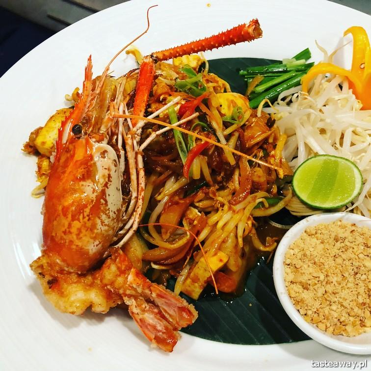Bangkok, pad thai, gdzie na pad thaia w Bangkoku, co zjeść w Bangkoku, co robić w Bangkoku, Eastin Grand Hotel Sathorn