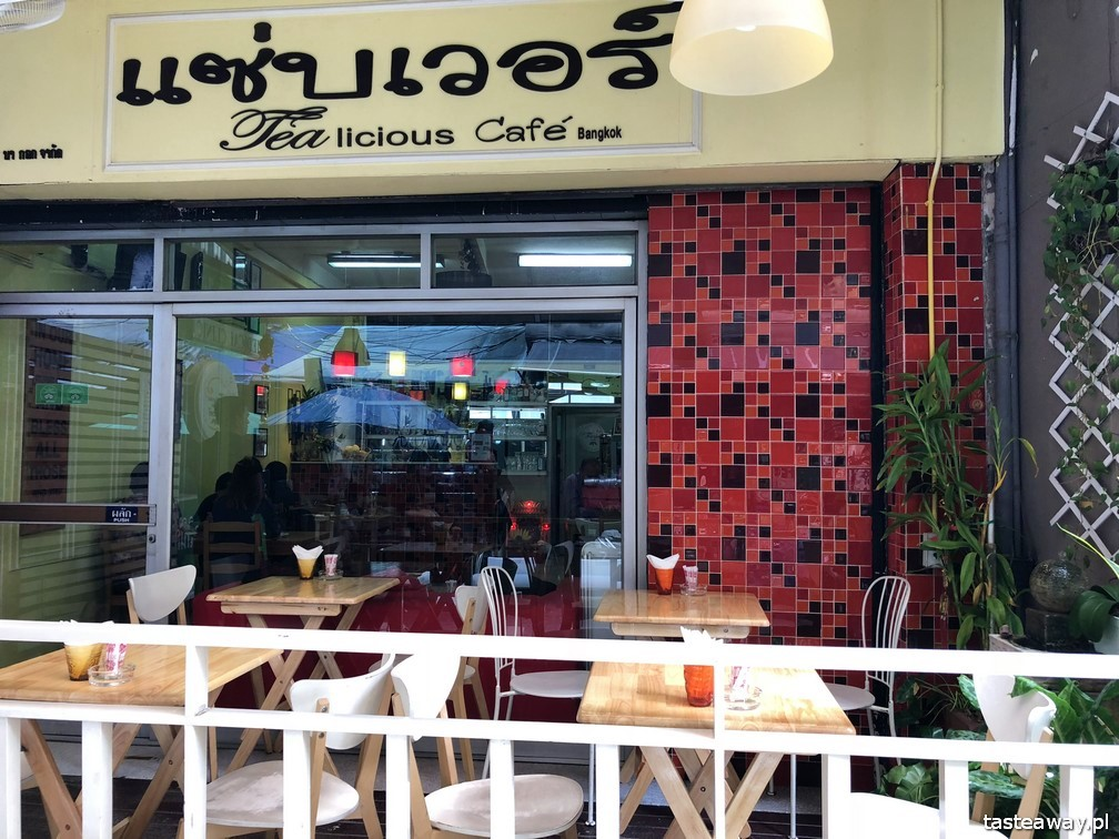 Bangkok, pad thai, gdzie na pad thaia w Bangkoku, co zjeść w Bangkoku, co zrobić w Bangkoku, Tealicious