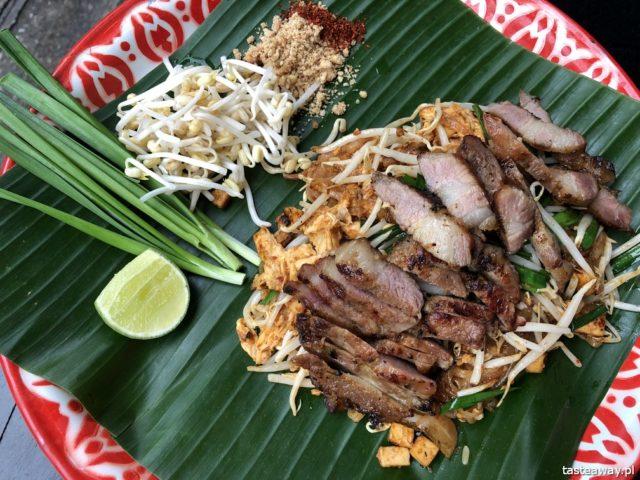 Bangkok, pad thai, gdzie na pad thaia w Bangkoku, co zjeść w Bangkoku, co zrobić w Bangkoku, Baan Phad Thai