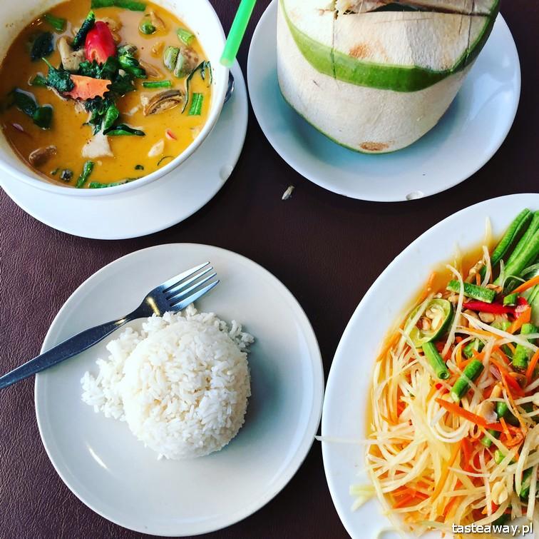 Koh Chang, wyspy w Tajlandii, jaką wyspę wybrać, co robić na Koh Chang, gdzie jeść w White Sand Beach