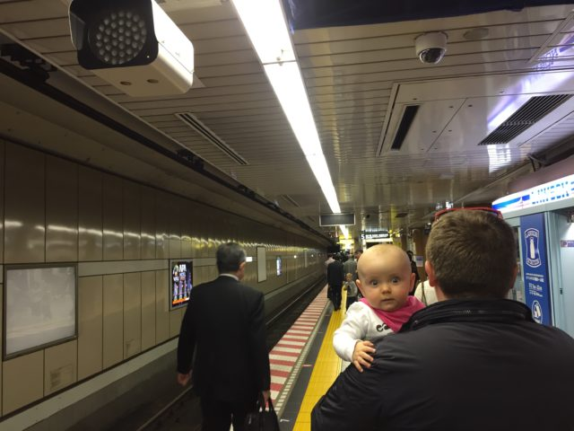podróże z dzieckiem, podróże z niemowlakiem, pierwsza podróż, gdzie w pierwszą podróż, Japonia z dziećmi