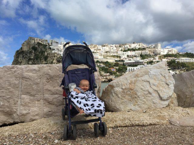 podróże z dzieckiem, pierwsza podróż z dzieckiem, Włochy z dzieckiem