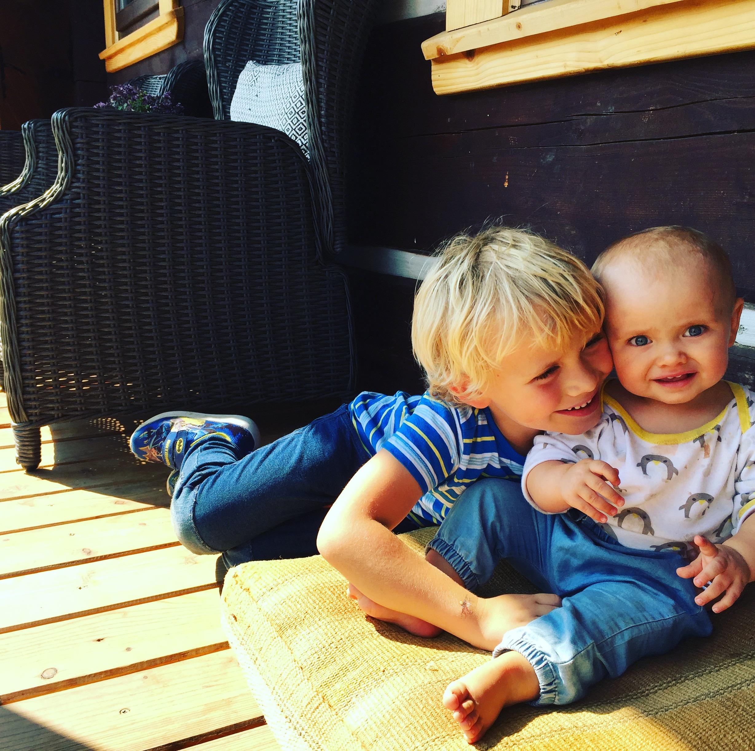 podróże z dzieckiem, Bieszczady z dziećmi
