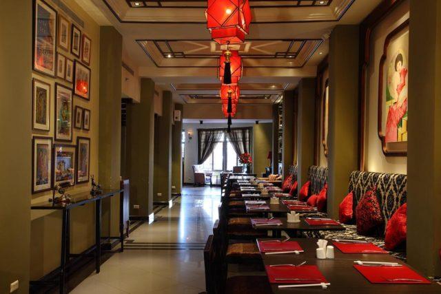 Bangkok, gdzie się zatrzymać w Bangkoku, hotele Bangkok, nocleg w Bangkoku, hotele w Chinatown, Shanghai Mansion Hotel, gdzie spać w Chinatown