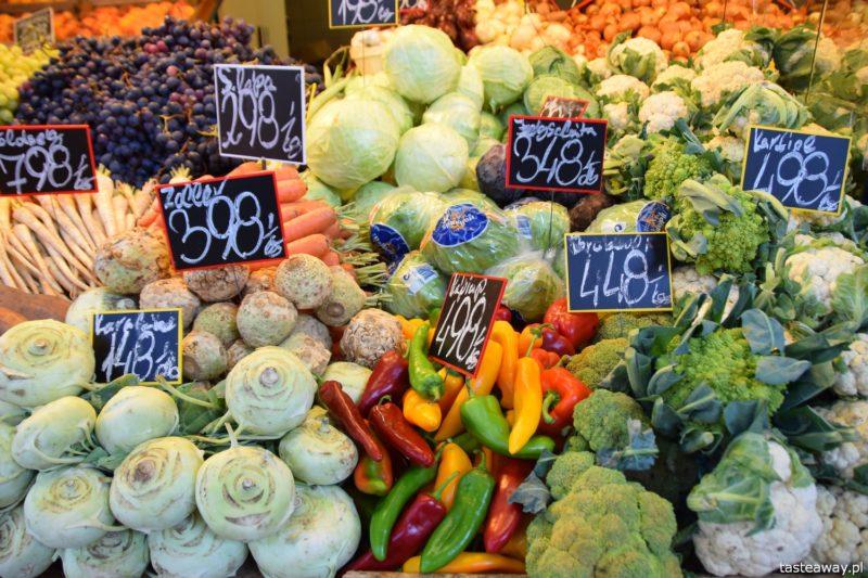 hale targowe, Wielka Hala Targowa, Hala targowa w Budapeszcie, targi z jedzeniem, co zobaczyć w Budapeszcie, Budapeszt