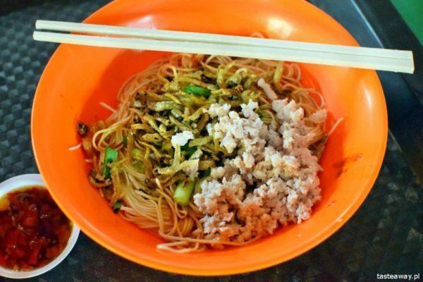 food court, Singapur, hale z jedzeniem, gdzie jeść w Singapurze, co jeść w Singapurze