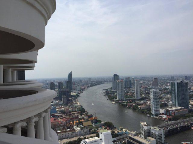 Bangkok, gdzie się zatrzymać w Bangkoku, hotele Bangkok, nocleg w Bangkoku, Lebua Hotel, Sirocco, Lebua at State Tower, Kac Vegas w Bangkoku
