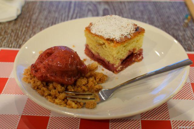 Schabowy, kuchnia polska, polskie wędliny, gdzie na schabowego, pierogi, Warszawa, babka ziemniaczana, kiełbasa, ciasto z owocami
