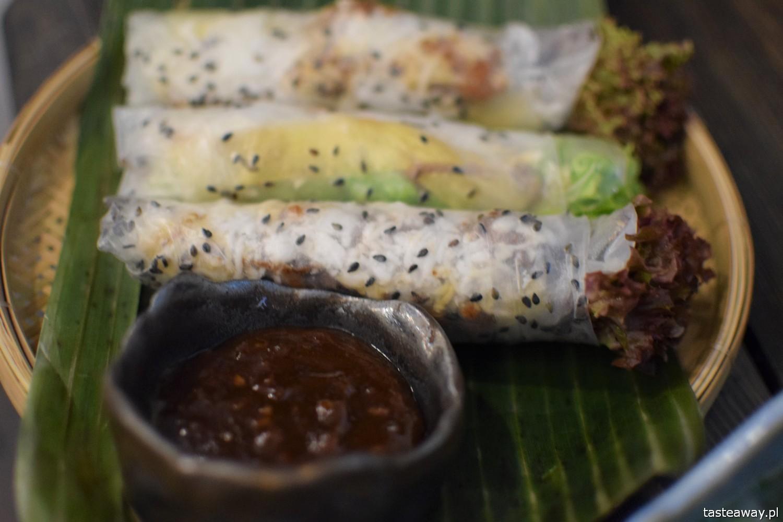 Vietnamka, gdzie na wietnamskie w Warszawie, springrollsy, nemy, kuchnia wietnamska