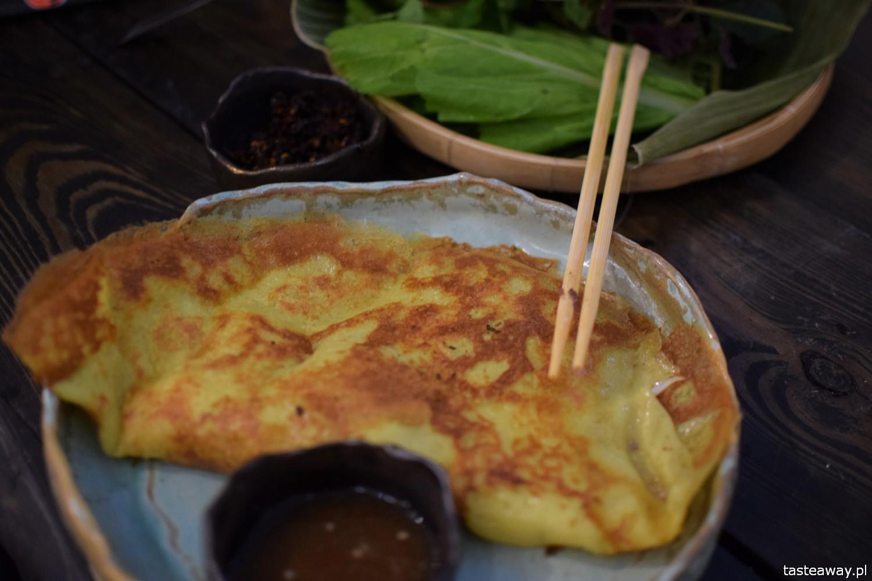 wietnamskie, banh xeo, gdzie na wietnamskie, kuchnia wietnamska