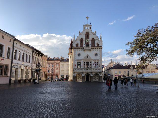 Rzeszów, Podkarpackie, co zobaczyć w Rzeszowie, co zobaczyć w województwie podkarpackim, atrakcje, rynek w Rzeszowie