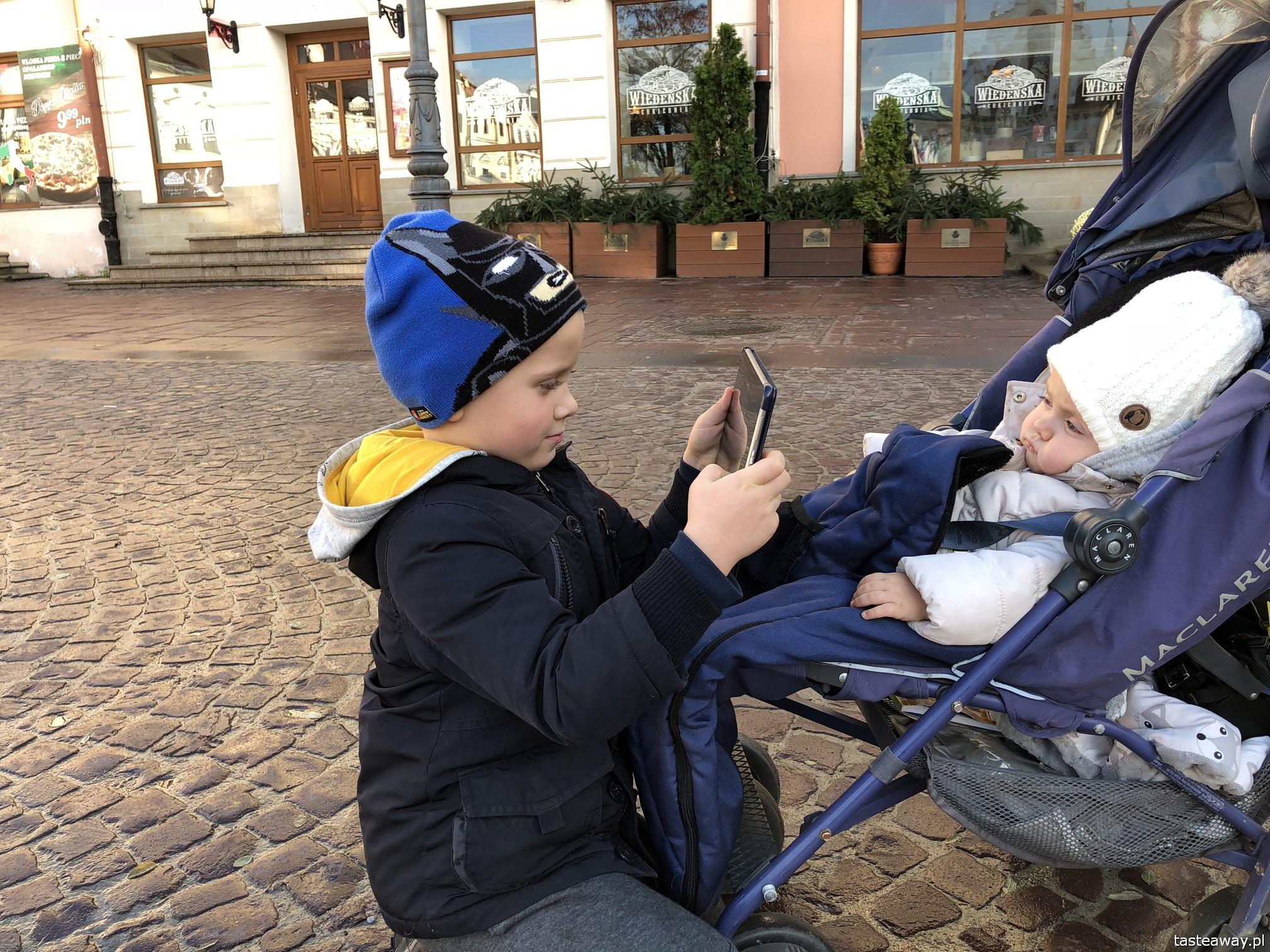 Rzeszów, co zobaczyć w Rzeszowie, Podkarpackie, rynek w Rzeszowie, podróżowanie z dziećmi