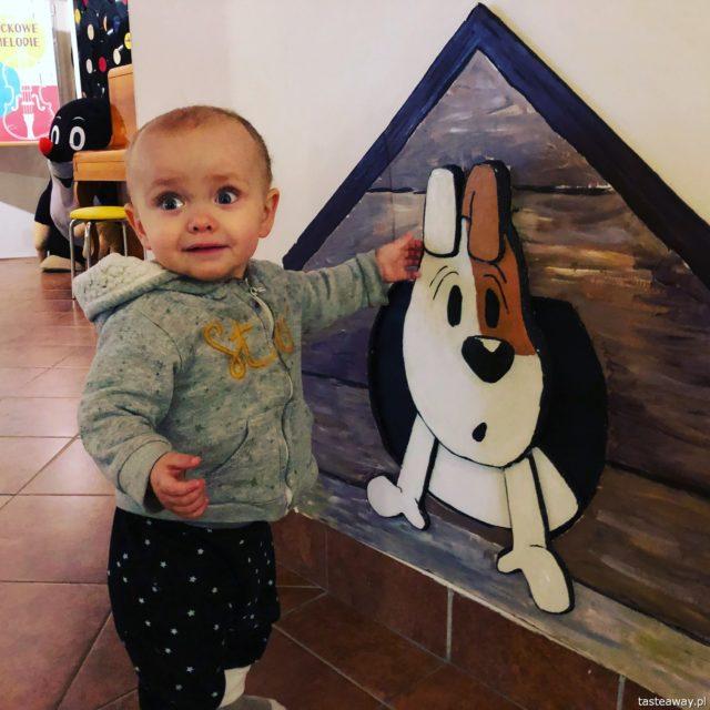 Rzeszów, Podkarpackie, Muzeum Dobranocek, Rzeszów dla dzieci, co robić z dziećmi w Rzeszowie