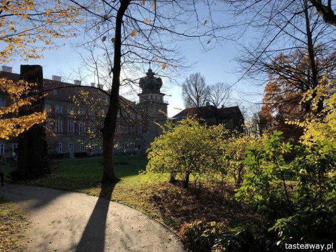 Podkarpackie, co zobaczyć w Podkarpackim, Łańcut, zamek w Łańcucie