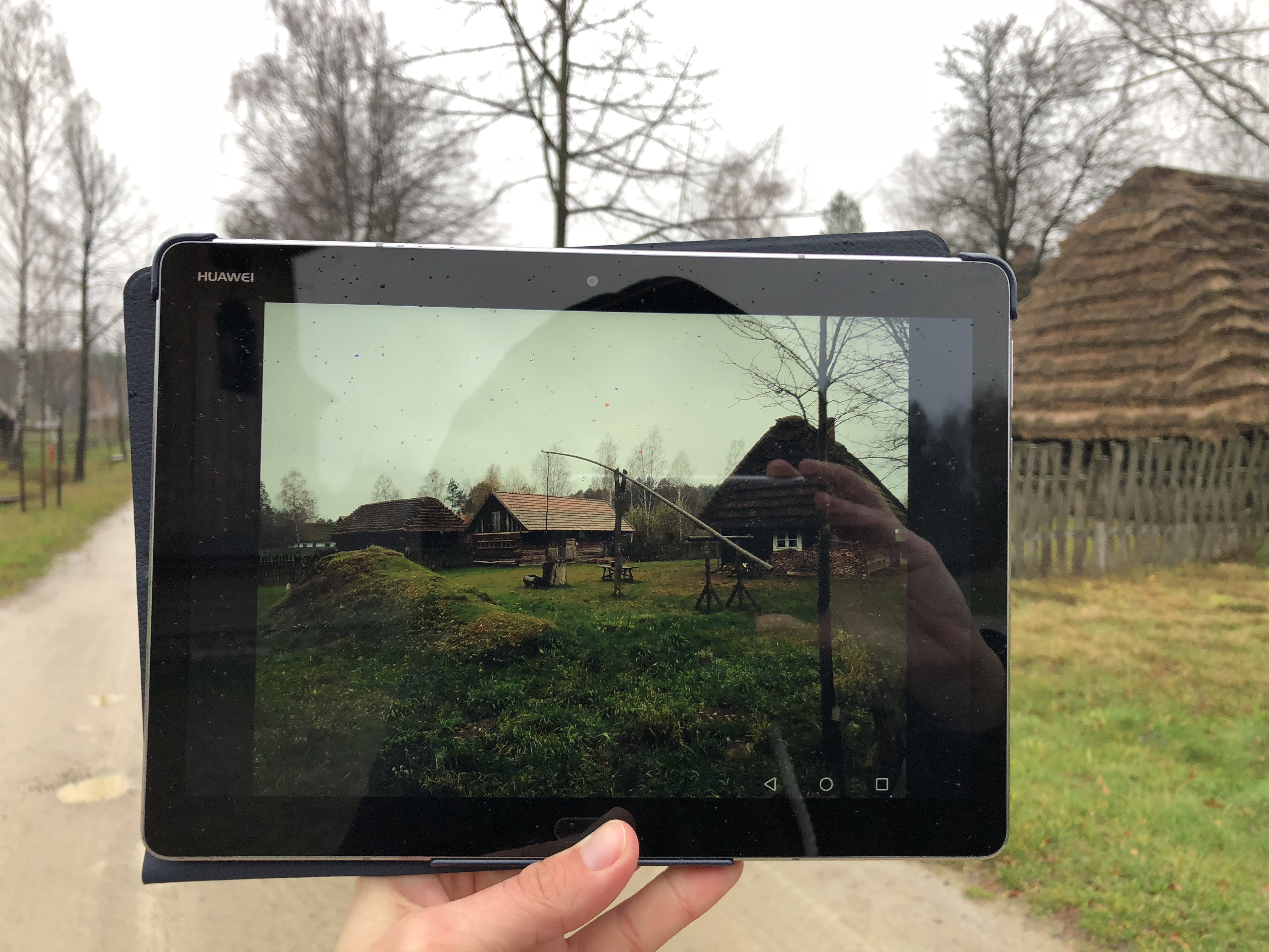 Rzeszów, Podkarpackie, co robić w okolicy Rzeszowa, Skansen, Kolbuszowa, Muzeum Kultury ludowej, tablet, Huawei
