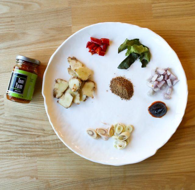 kuchnia tajska, tajskie potrawy, jak przyrządzić tajskie w domu, House of Asia, Maciej Szała, Tom Yum