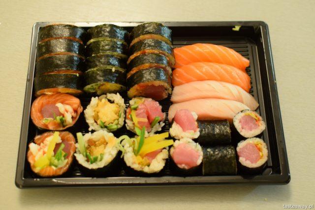 sushi, Soto Sushi, sushi na wynos, skąd zamawiać sushi, PIzzaPortal.pl, gdzie zamówić dobre sushi