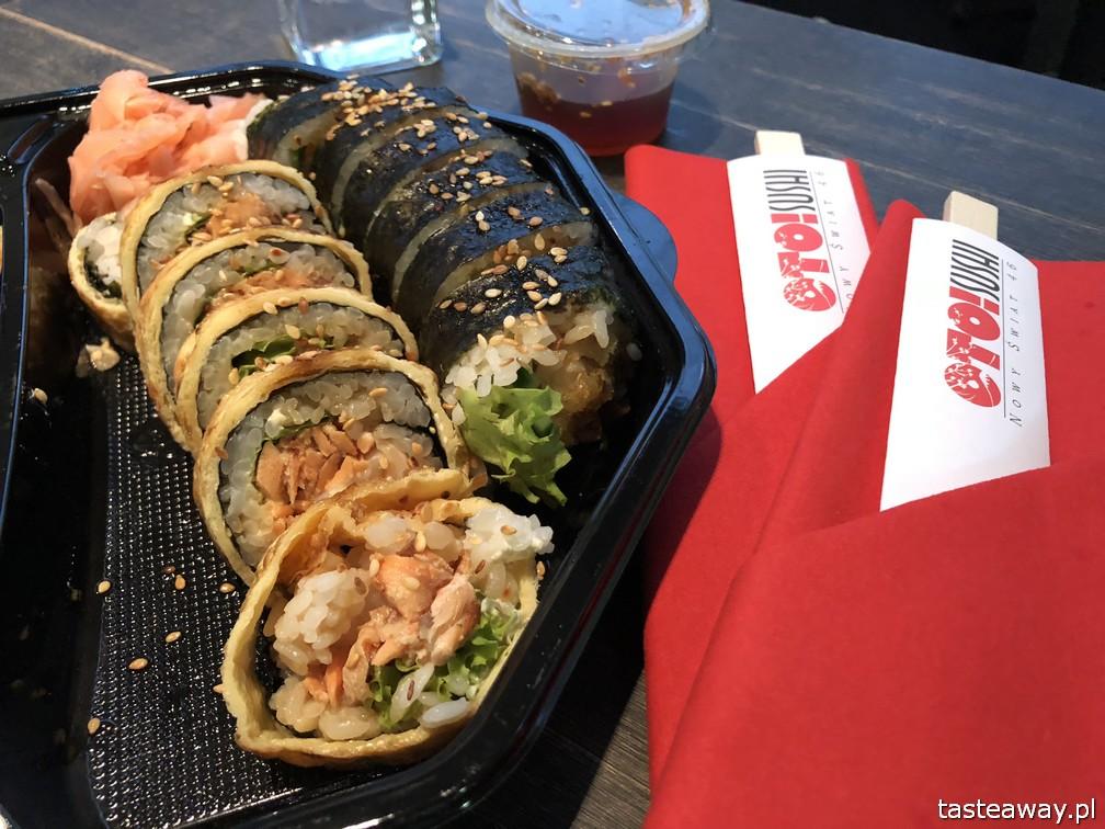 sushi, Soto Sushi, sushi na wynos, skąd zamawiać sushi, PIzzaPortal.pl, gdzie zamówić dobre sushi, Oto Sushi, Oto!Sushi