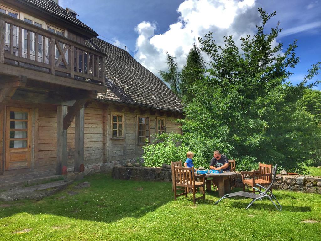 podsumowanie roku, podsumowanie Tasteaway, magiczne miejsca w Polsce, Gościniec Jaczno
