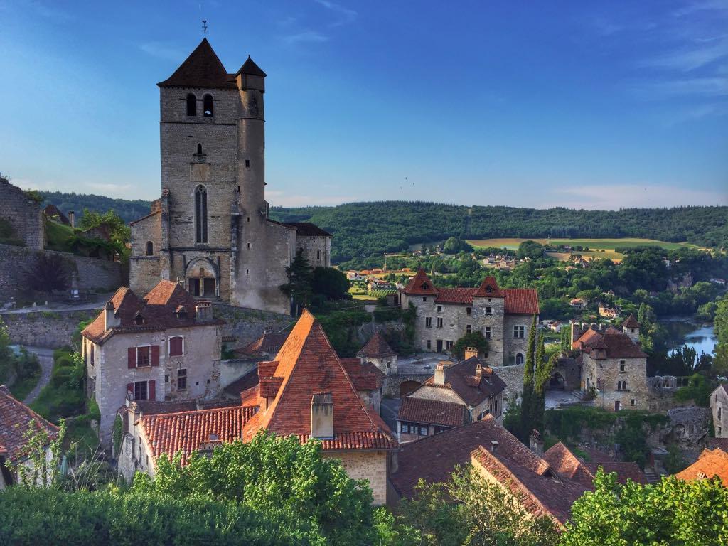 podsumowanie roku, podsumowanie Tasteaway, Oksytania, Francja, podróże z dziećmi, Saint Cirque de Lapopie