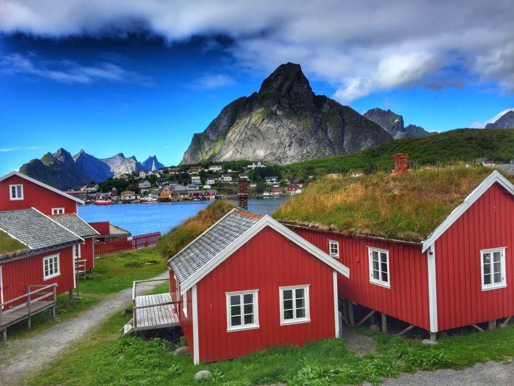 podróże z dziećmi, podróż kamperem, Szwecja kamperem, Norwegia, Lofoty