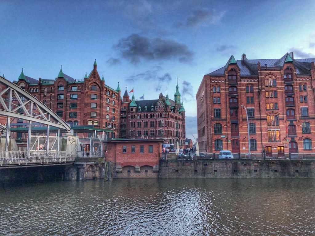 podróżowanie z dziećmi, Niemcy, Hamburg