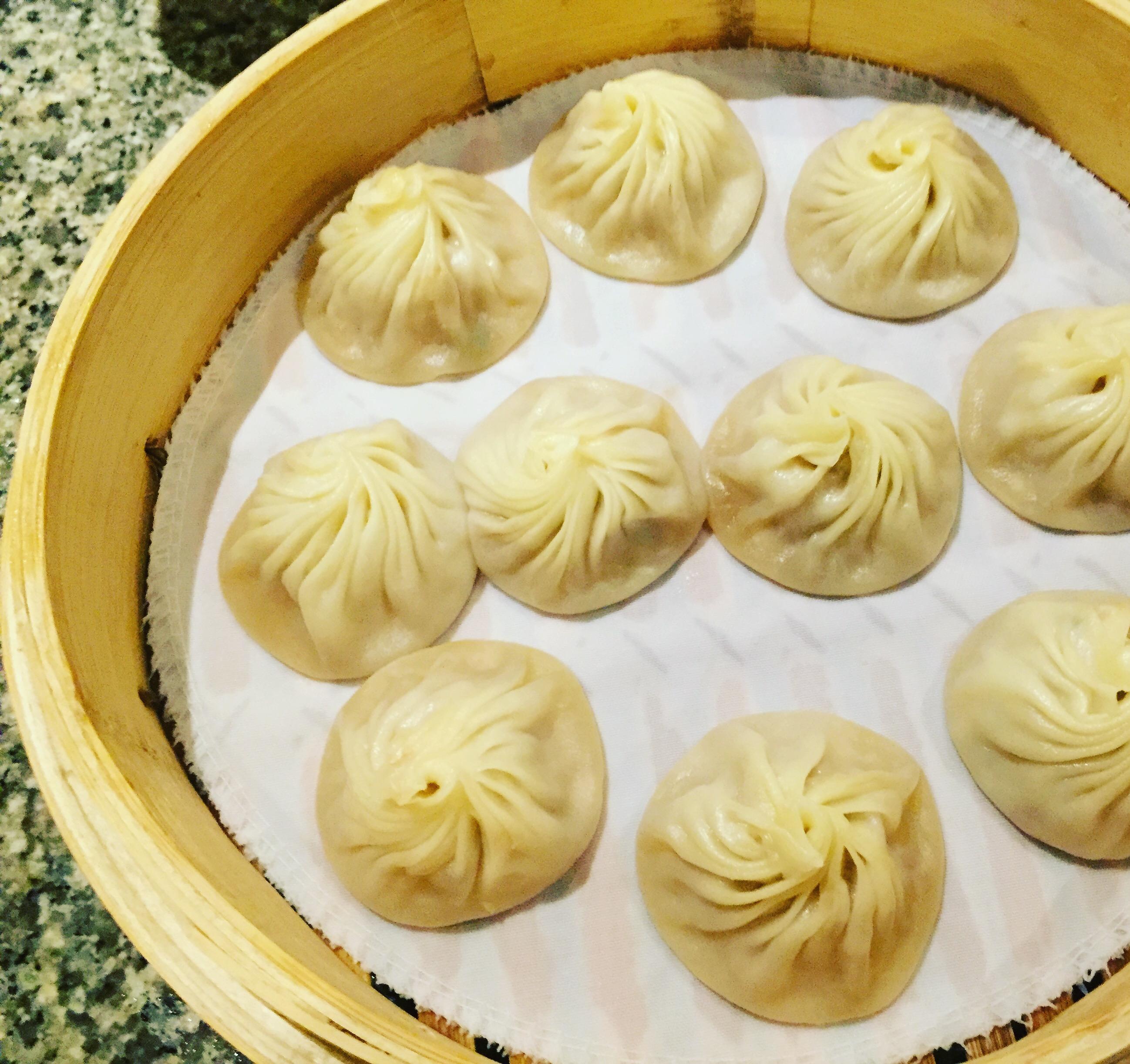Din tai Fung, pierożki, xiaolongbao