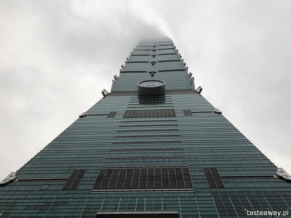 Tajwan,  co zobaczyć na Tajwanie, Tajpej, Taipei 101