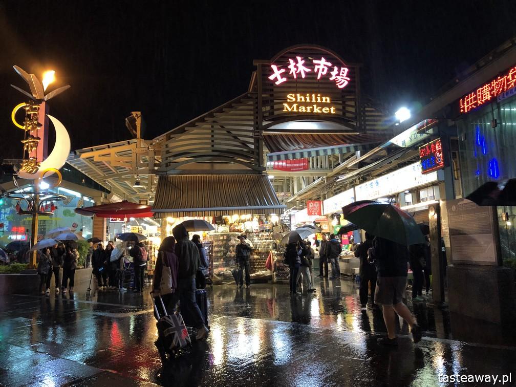 Tajwan,  co zobaczyć na Tajwanie, Tajpej, Taipei 101, Shilin Night Market