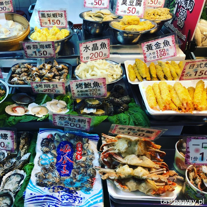 Tajwan, co zbaczyć na Tajwanie, Tajpej, nocne targi, Shilin Night Market, co zobaczyć w Tajpej