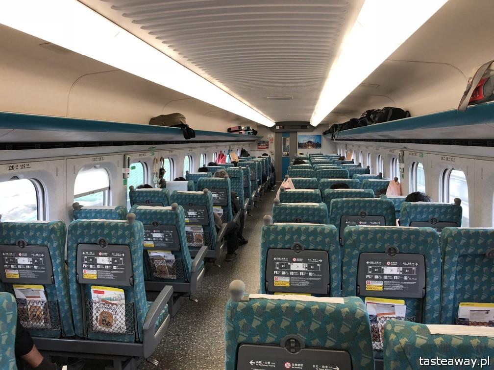 Tajwan, co robić na Tajwanie, dlaczego jechać na Tajwanie, jedzenie na Tajwanie, pociągi na Tajwanie