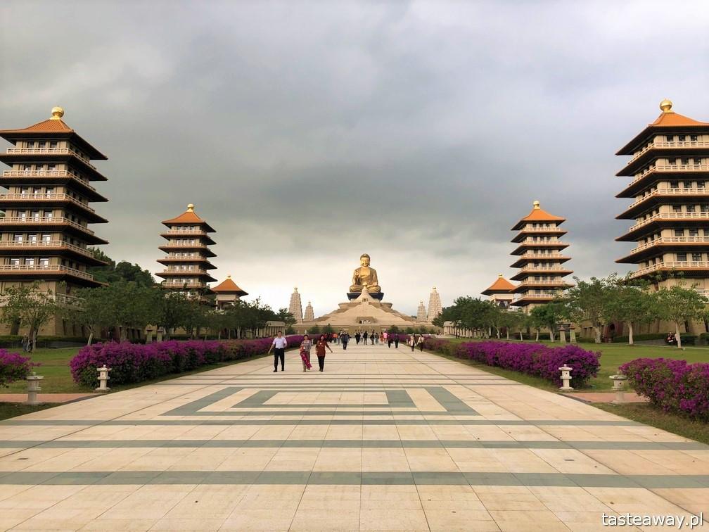 Tajwan, co zobaczyć na Tajwanie, Budda, Fo Guang Shan Buddha Musem, magiczne miejsca, co zobaczyć na Tajwanie, Kaohsiung, co robić w Kaohsiung