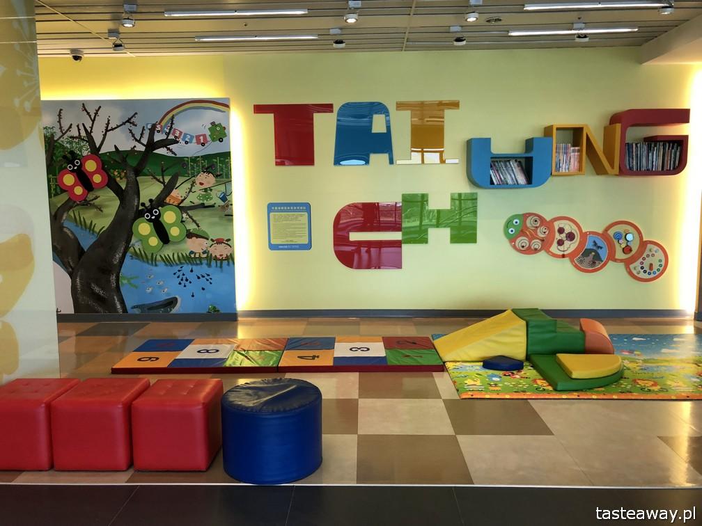Tajwan, miejsca przyjazne dzieciom, co robić na Tajwanie, co zobaczyć na tajwanie, Tajwan lotniska
