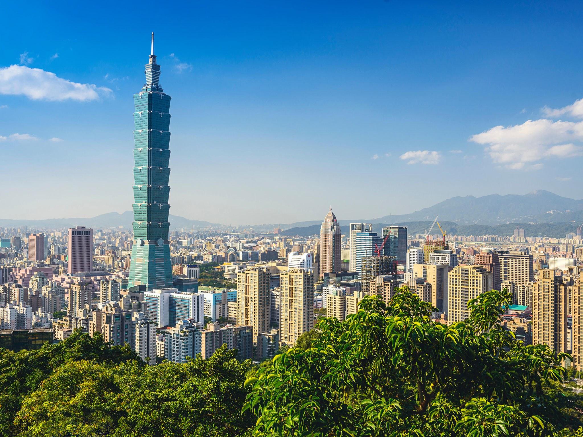 Tajwan,  co zobaczyć na Tajwanie, Tajpej