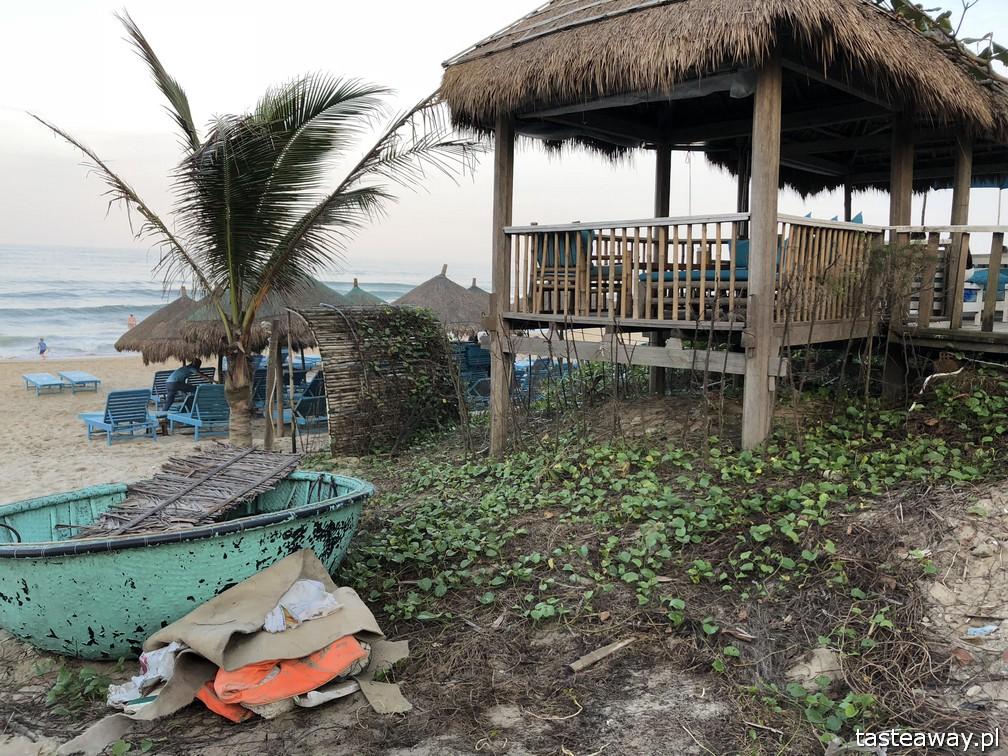 Wietnam, co zobaczyć w Wietnamie, Hoi An, atrakcje Wietnamu, co zobaczyć w Hoi An, Hoi An plaża