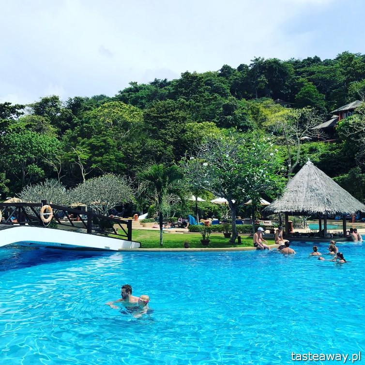 Phi Phi Beach: Nasz RAJ Na Koh Phi Phi: Phi Phi Island Beach Resort