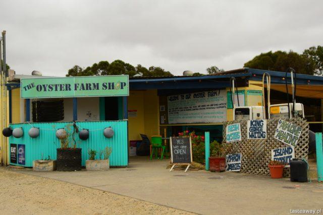 Australia, co zobaczyć w Australii, Kangaroo Island, kangury, co zobaczyć w okolicach Adelajdy, ostrygi, The Oyster Farm Shop