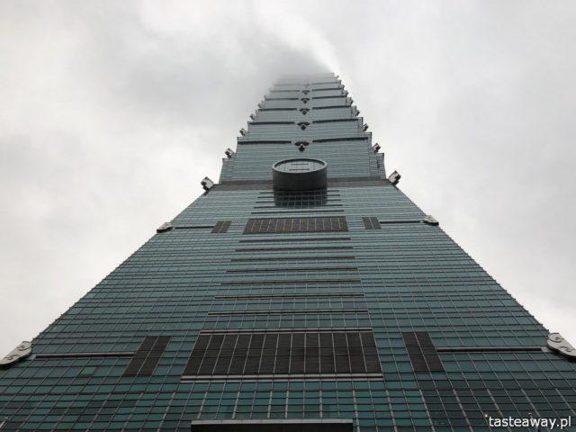 Tajwan, co zobaczyć na Tajwanie, Taipei, co zobaczyć w Taipei, Taipei 101