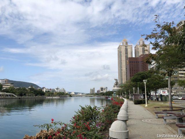 Tajwan, co zobaczyć na Tajwanie, Kaoshiung, Love River