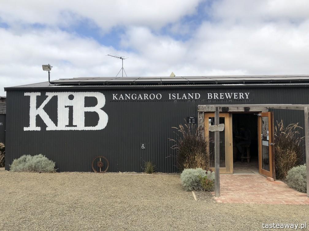 Kangaroo Island, piwa kraftowe, co zobaczyć na Kangaroo Island