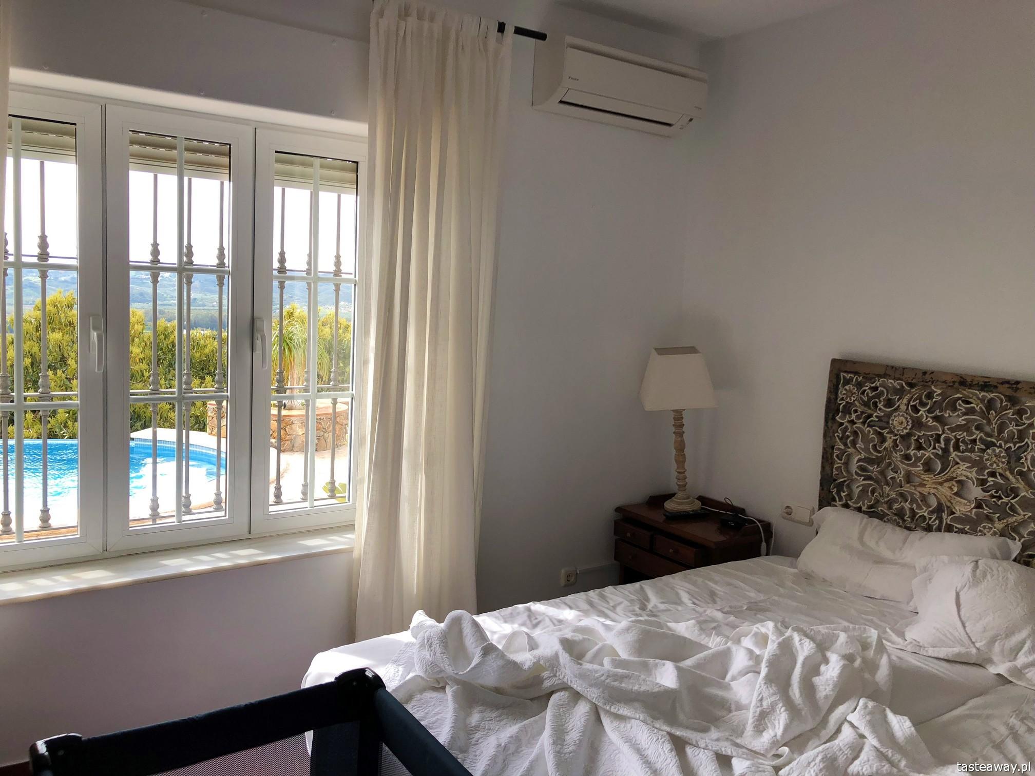 Andaluzja, Mijas, dom w Hiszpanii, gdzie spać w Andaluzji, dom w Andaluzji, rodzinny wyjazd, gdzie nocować w okolicy Mijas